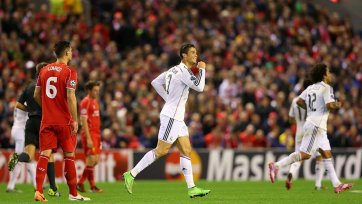 «Реал» легко расправился над «Ливерпулем»