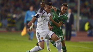 «Лудогорец» добыл первую победу в Лиге чемпионов