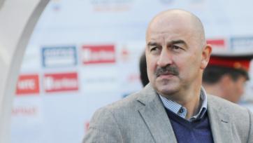 Станислав Черчесов: «Настраиваемся на победу»