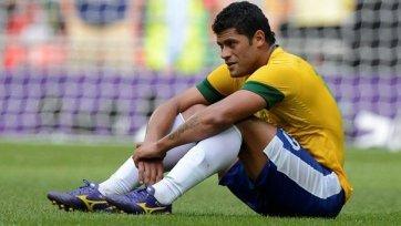 Халку вновь не нашлось места в сборной Бразилии