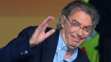 Массимо Моратти ушел с поста почетного президента «Интера»