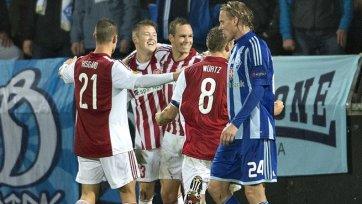 Киевское «Динамо» потерпело неожиданное поражение в Дании