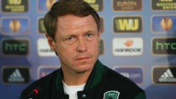 Олег Кононов: «Соперник свои моменты реализовал, а мы нет»