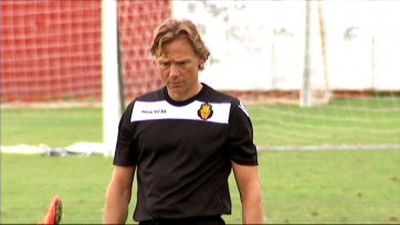 Карпин: «На тренировочных полях «Мальорки» невозможно работать»