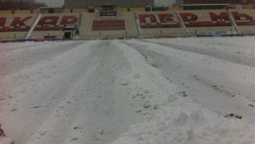 Думбия впервые увидел снег