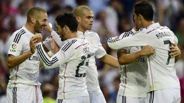 «Реал» победил в «Классико»