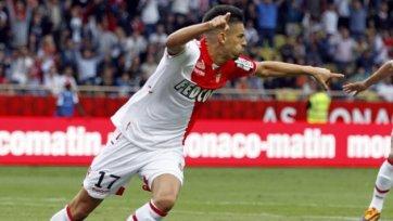 Обескровленный «Монако» выиграл в гостях у «Бастии»