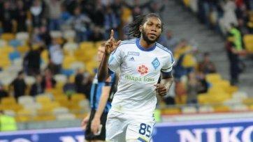 Мбокани возвращается в расположение «Динамо»