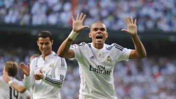Пепе: «Нынешний «Реал» сильнее того, что весной выиграл Лигу чемпионов»