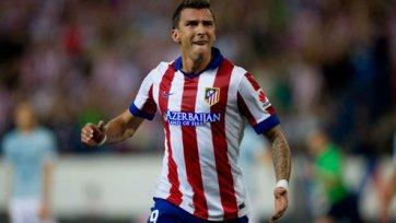 «Атлетико» продолжает погоню за лидерами