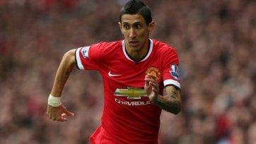 Ди Мария: «Я горжусь тем, что выступаю за «Манчестер Юнайтед»