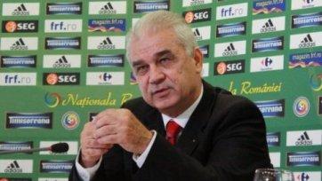 Ангел Йордэнеску возглавил румынскую сборную