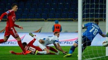 «Днепр» выбил «Волынь» из Кубка Украины