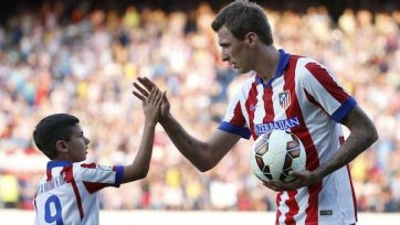 Манджукич: «Атлетико» снова хочет стать первым»