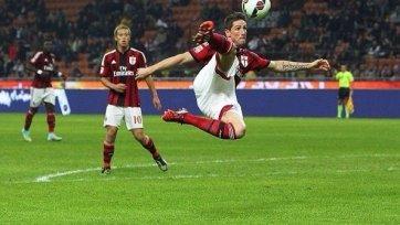 Торрес: «Я в «Милане» не для того, чтобы валять дурака»