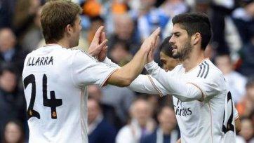 «Милан» проявляет интерес к двум хавбекам «Реала»