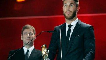 Рамос: «С «Барселоной» «Реал» показал совершенную игру»