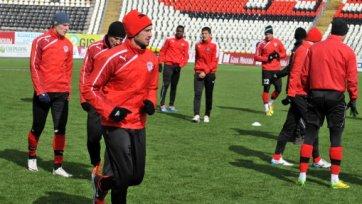 «Амкар» начал подготовку к матчу с «Рубином»