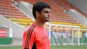 «Амкар» подписал защитника сборной Армении