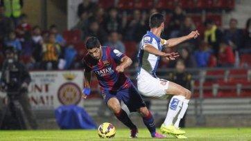«Барса» завоевала Суперкубок Каталонии