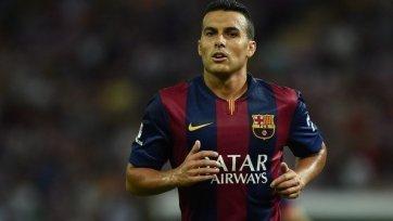 Педро может покинуть «Барселону» из-за Суареса