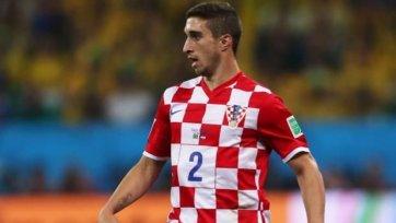 «Ювентус» интересуется защитником сборной Хорватии