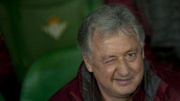 Ринат Билялетдинов о попадании в Лигу чемпионов не мечтает