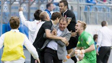 «Заря» вышла в четвертьфинал Кубка Украины