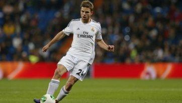 «Милан» интересуется полузащитником «Реала»