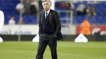 Анчелотти: «Пока «Реал» движется в абсолютном правильном направлении»