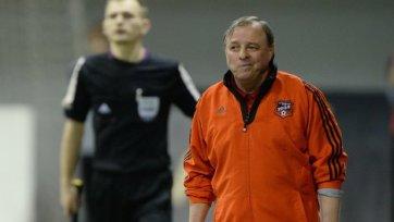 Тарханов: «Предупреждал команду, что надо быть предельно внимательными в начале встречи»