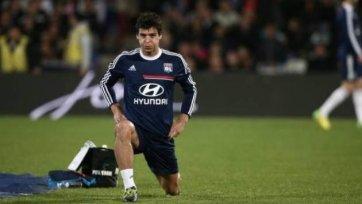 Гуркюфф не поможет «Лиону» в ближайших матчах