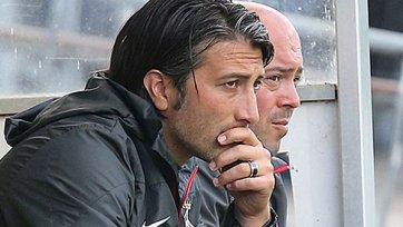 Якин может вернуться в техническую зону на матче с «Кубанью»