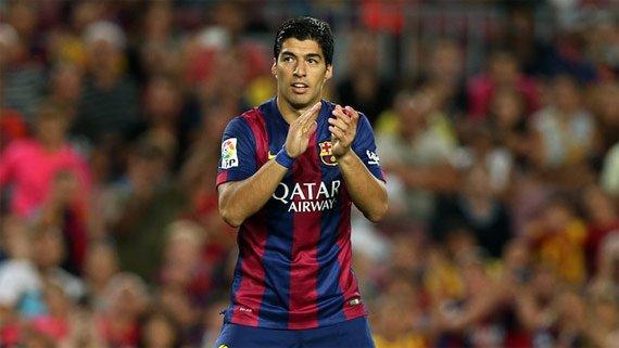 С почином. Как Суарес осваивается в «Барселоне»