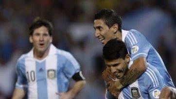Ди Мария: «С аргентинцами из «МанСити» мы друзья только за пределами поля»