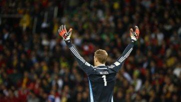 Нойер: «Не важно, на каком месте «Боруссия», матч все равно центральный»