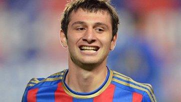 Дзагоев хочет поиграть в топ-чемпионате