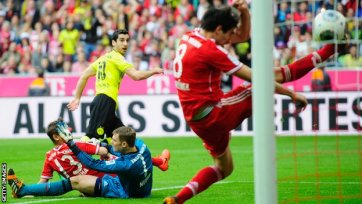 Анонс. «Бавария» - «Боруссия» Дортмунд. Продолжение удручающей серии «шмелей»?