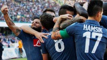 «Наполи» нанес «Роме» второе поражение в сезоне