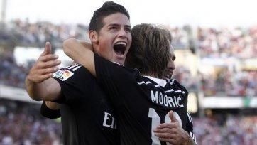 «Гранада» для «Реала» не соперник