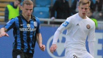 Запорожский «Металлург» и «Черноморец» победителя не выявили
