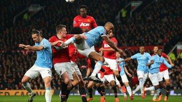 Анонс. «Манчестер Сити» - «Манчестер Юнайтед». Каким получится первое манкунианское дерби для Ван Гаала?