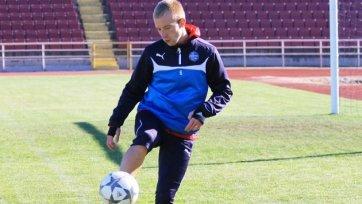 Дмитрий Еременко: «С каждым матчем «Олимпик» обретает все больше уверенности»