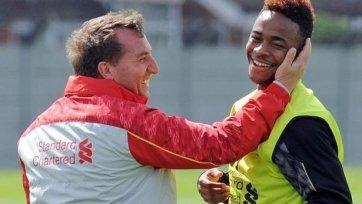 Роджерс: «Стерлинг должен ориентироваться на Роналду, как и все молодые игроки»
