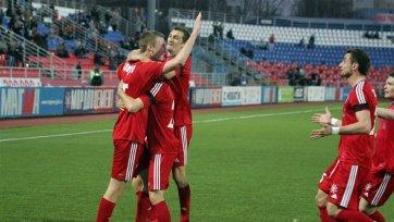 «Мордовия» обыграла «Краснодар», прервав безвыигрышную серию