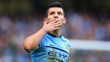 Агуэро: «Очень люблю забивать победные голы»