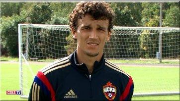 Роман Еременко верит в победу над «Манчестер Сити»