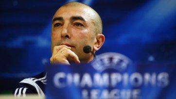 Ди Маттео: «Играть в Лиссабоне будет тяжелее»