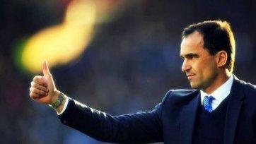Роберто Мартинес может возглавить «Интер»