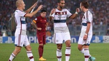 Анонс. «Бавария» - «Рома». Сохранить лицо